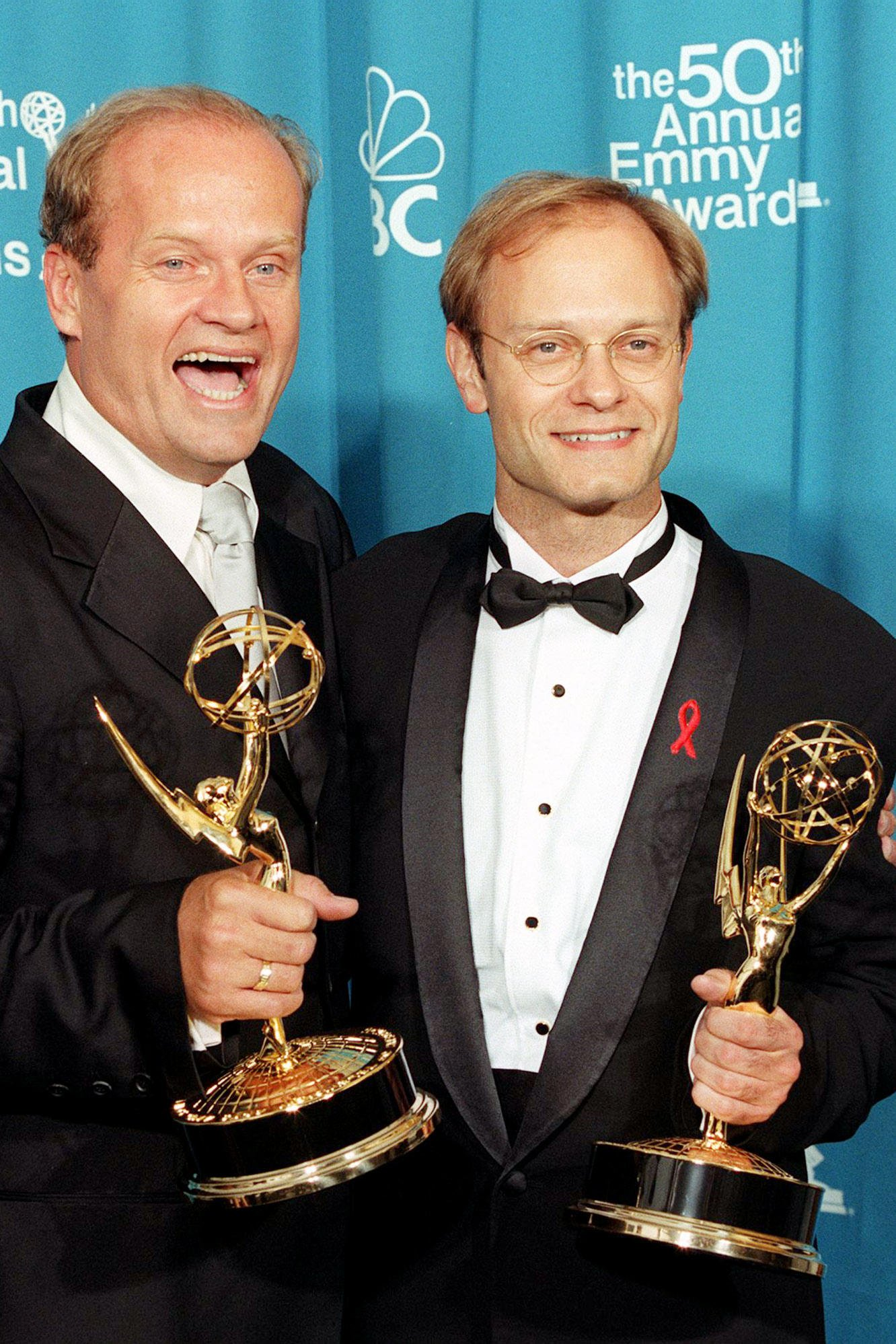 wdytya kelsey grammer 05 dr niles crane 40636667 1332 1998 20 Tragic Things You Didn't Know About Kelsey Grammer
