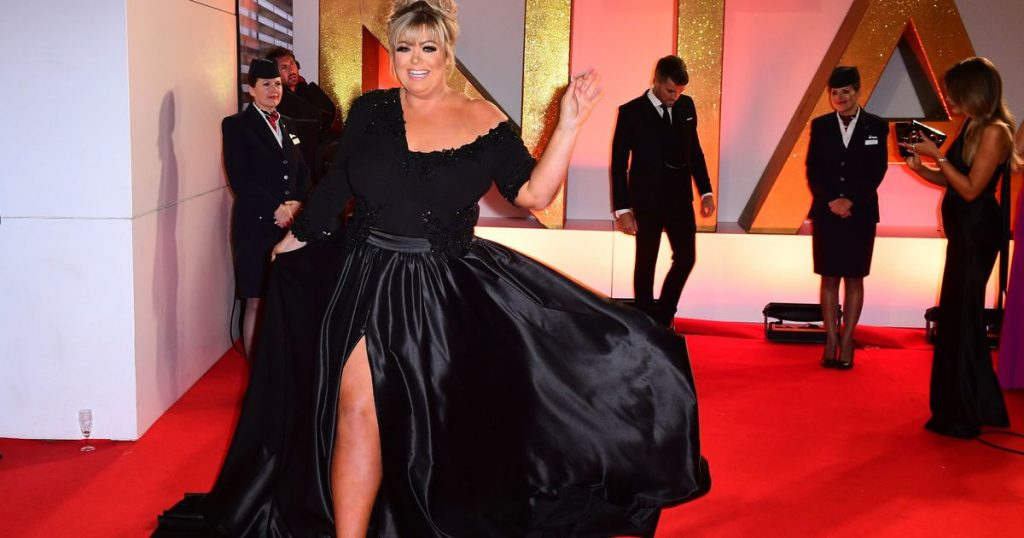 0 National Television Awards 2019 Arrivals London 10 Things You Didn't Know About Gemma Collins