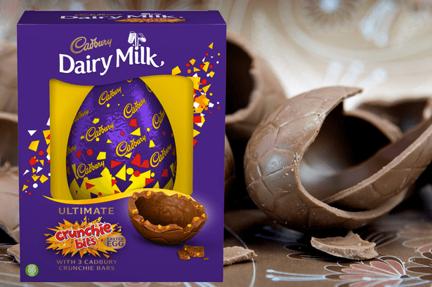 0 egggsss How To Get A FREE £12 Cadbury Chocolate Egg Just In Time For Easter