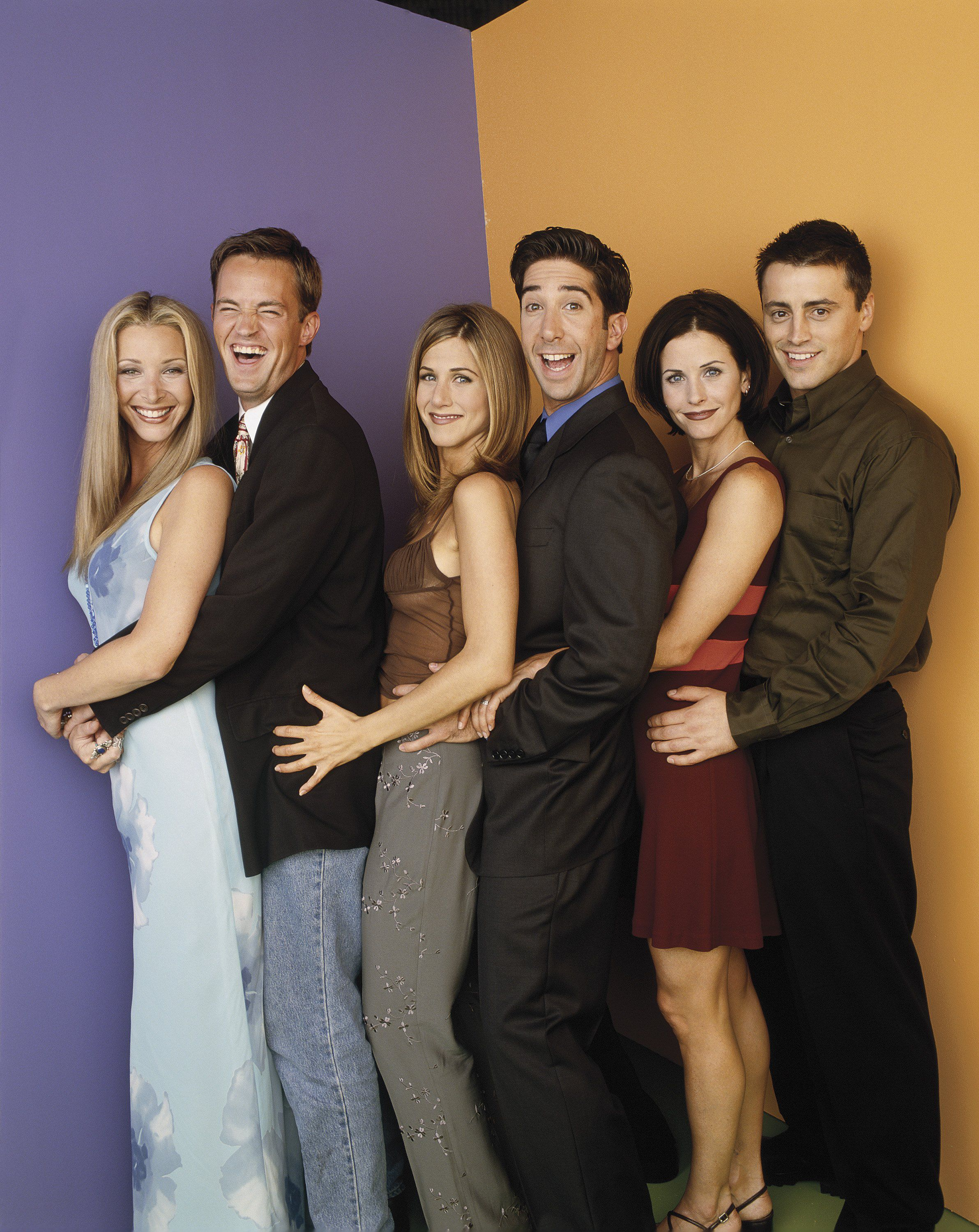 1455707832 gettyimages 140941470 There Was Originally A 7th Friend, And More You Never Knew About Friends