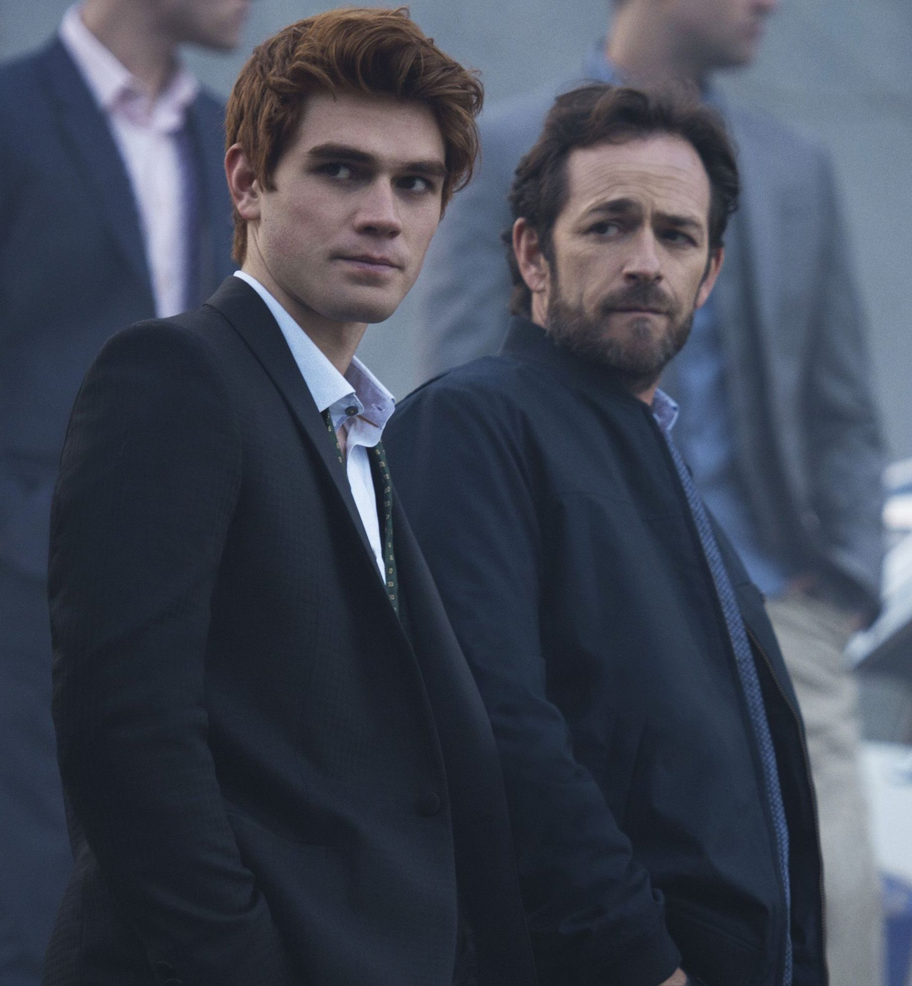 1505321248 archie fred andrews riverdale Luke Perry's Final Riverdale Episode Will Air This Week