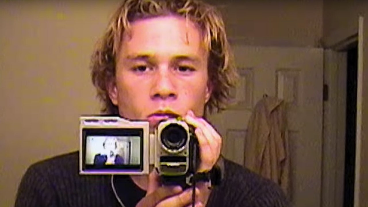 """Heath Ledger on playing the Joker in Dark Knight Rises: """"Last week I probably slept an average of two hours a night... I couldn't stop thinking. My body was exhausted, and my mind was still going."""""""
