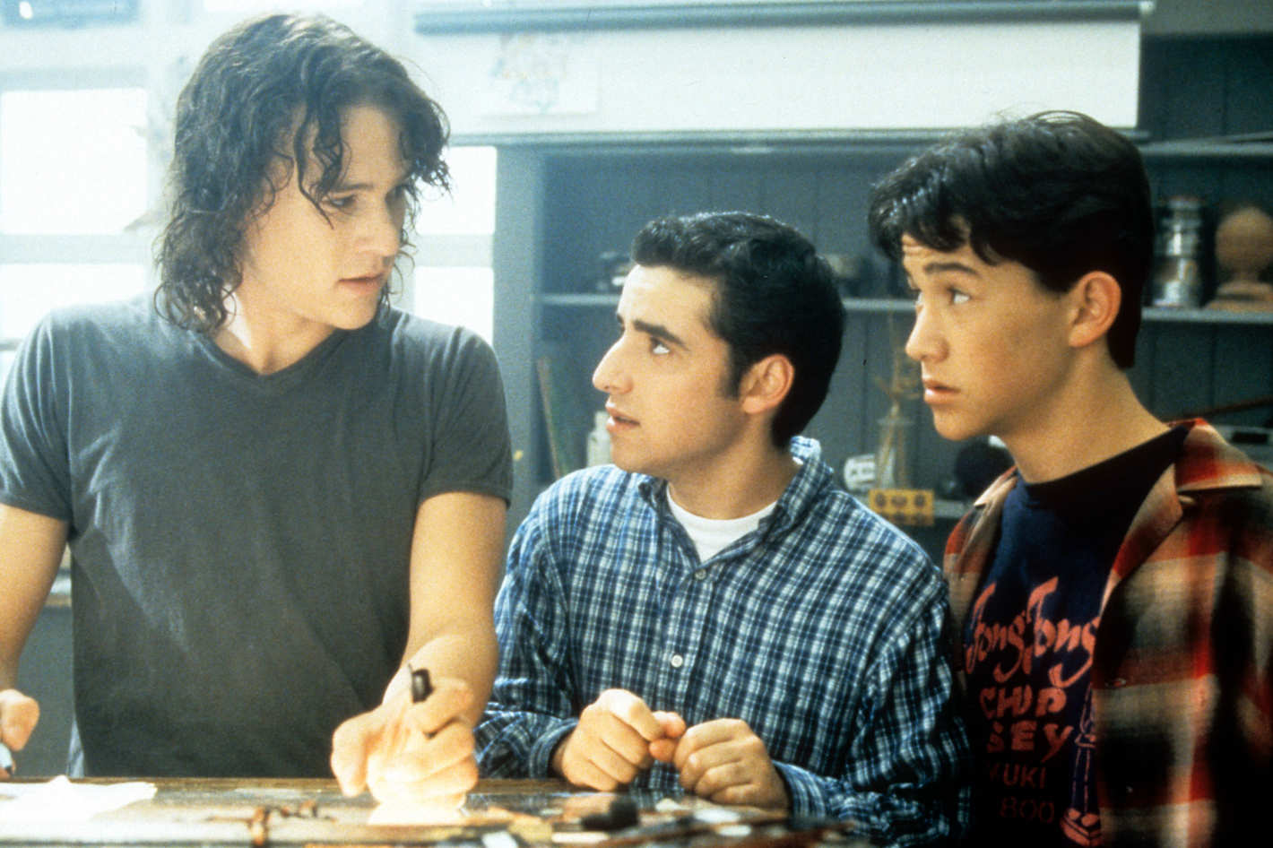 27 10 things i hate about you 10 Things You Never Knew About Heath Ledger