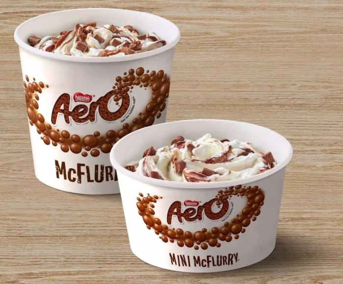 2e9f0f365cc3d4383cac2773a2bd140b McDonald's Aero And Mint Aero McFlurry Are Back For A Limited Time Only