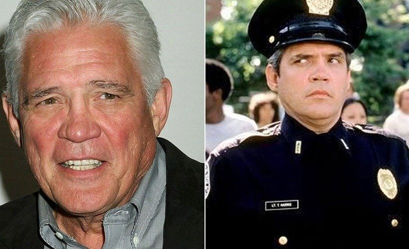 37 Here's What The Cast Of Police Academy Look Like Today!