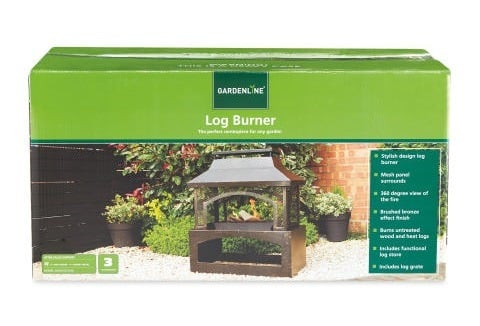 373dc7985cc82e457b0b8530b0805c90 Aldi's Bargain Log Burner Goes On Sell This Week!