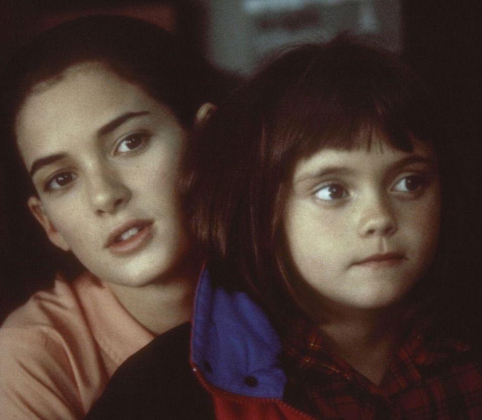Christina Ricci as Kate Flax in Mermaids (1990)