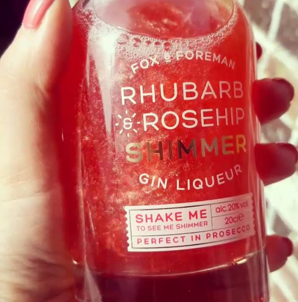 41813795 2282203588519431 6858339847111704576 n Tesco Now Selling Its Rhubarb Shimmer Gin For Just £6