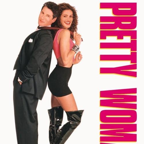 Richard Gere Julia Roberts Pretty Woman poster