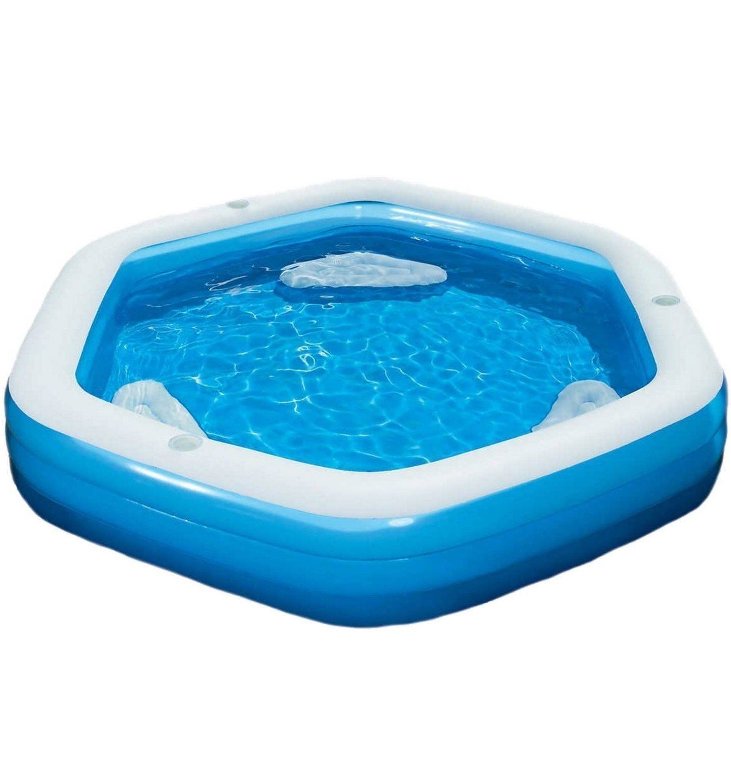 B&Q Selling £25 Inflatable Pool In Anticipation Of Record-Breaking Heat