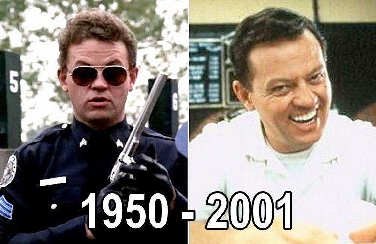 74 Here's What The Cast Of Police Academy Look Like Today!