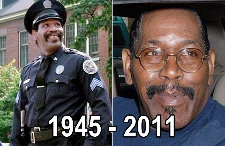 84 Here's What The Cast Of Police Academy Look Like Today!