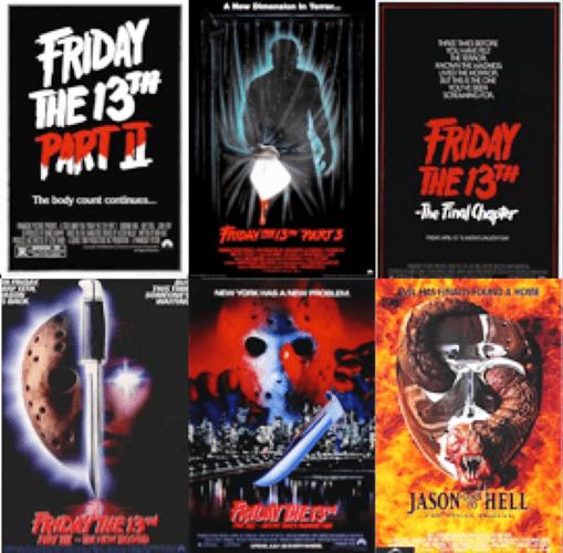 9 10 Things You Might Not Have Realised About Friday The 13th