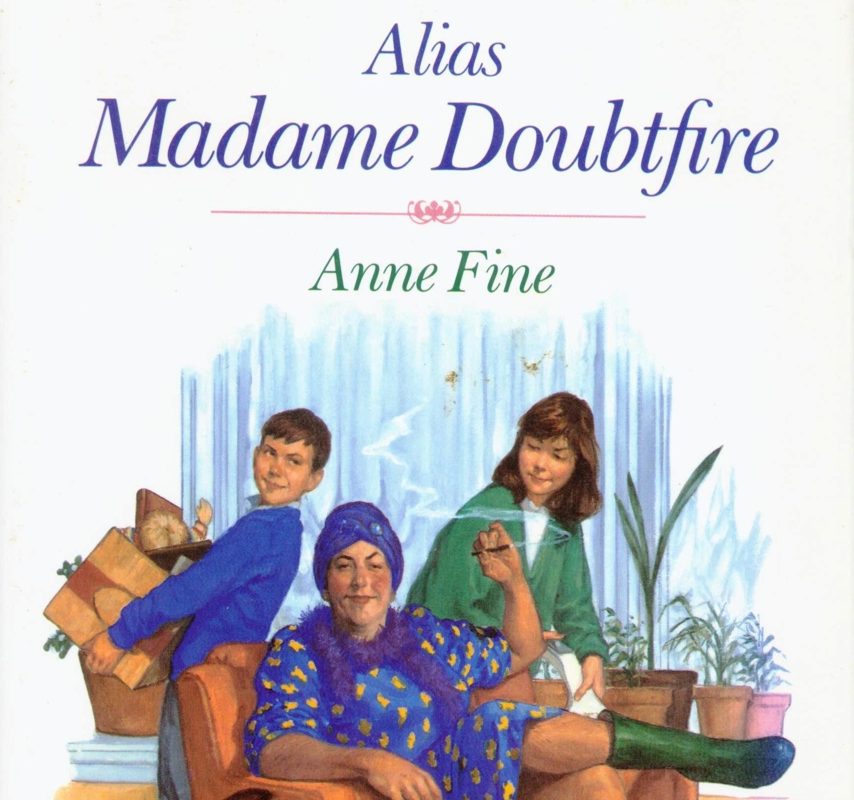 91Vg42XPxL e1624456973697 25 Things You Never Knew About Mrs. Doubtfire