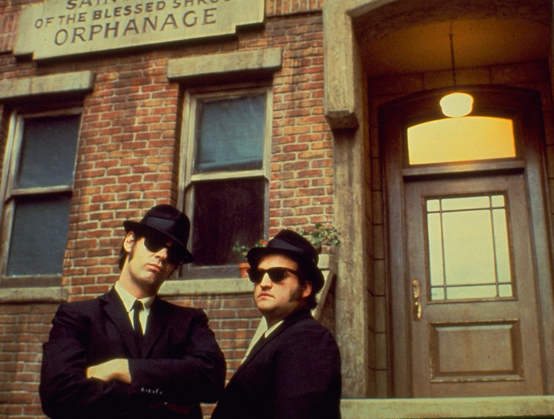 Akroyd Belushi 1 scaled e1622019861855 25 Things You Never Knew About The Blues Brothers