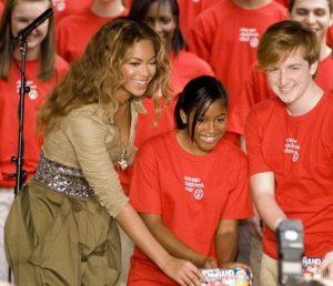 Beyonce 40 e1556284367239 25 Things You Didn't Know About Beyoncé