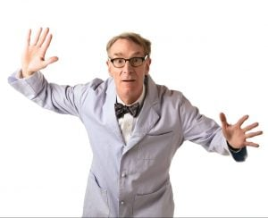 Bill Nye 13 e1556700872426 10 Things You Probably Didn't Know About Bill Nye The Science Guy