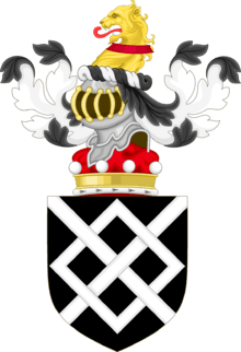 Coat of Arms of Baron Harington 20 Things You Didn't Know About Kit Harington