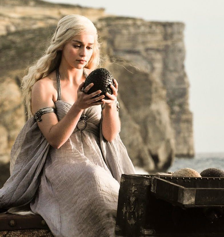 Daenerys Targaryen's Dragon Eggs Morrisons Is Selling Game Of Thrones-Themed Dragon Egg Easter Eggs