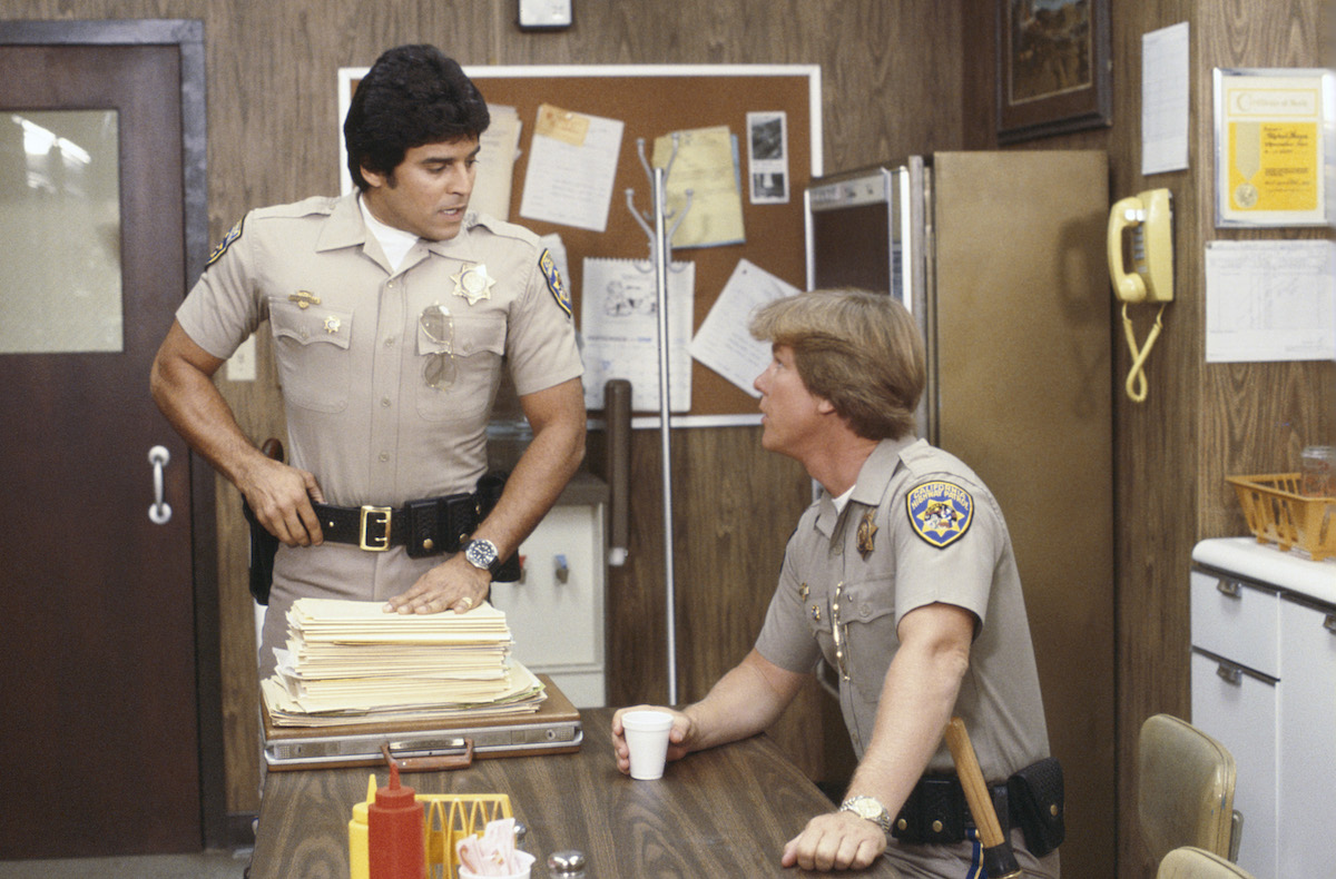 Erika Estrada Larry Wilcox CHiPs 10 Things You Might Not Have Realised About CHiPs