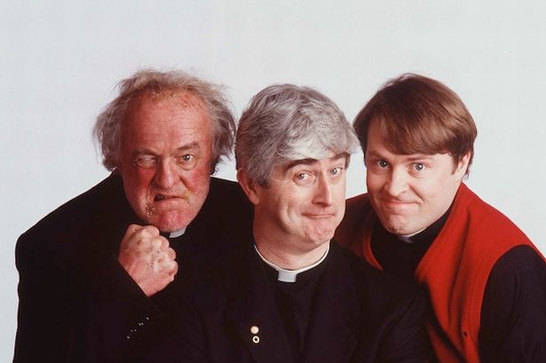 GP8553161 10 Things You Didn't Know About Father Ted!