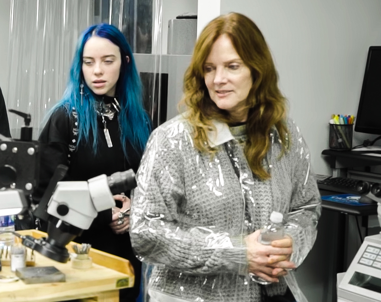 Icebox 2 fam 20 Things You Don't Know About Billie Eilish