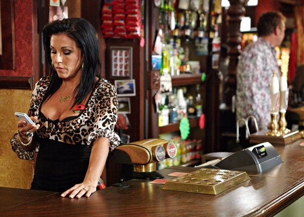 KATSROMANTICSURPRISE107 10 Things You Didn't Know About Jessie Wallace