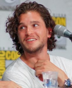 Kit Harington Comic Con 2011 20 Things You Didn't Know About Kit Harington