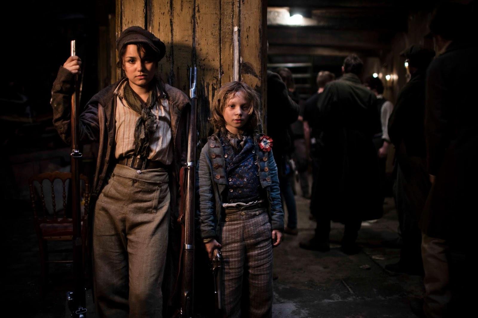 Les Miserables 2012 5 25 Things You Didn't Know About Les Misérables (2012)