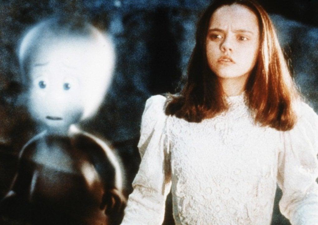 Christina Ricci as Kathleen in Casper (1995)