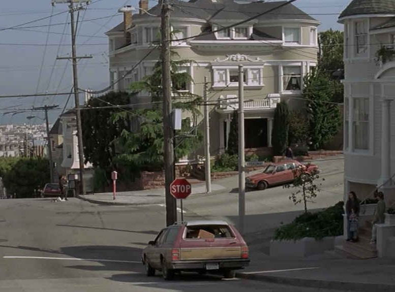 Mrs. Doubtfire house looking down street 1 e1625236692179 25 Things You Never Knew About Mrs. Doubtfire