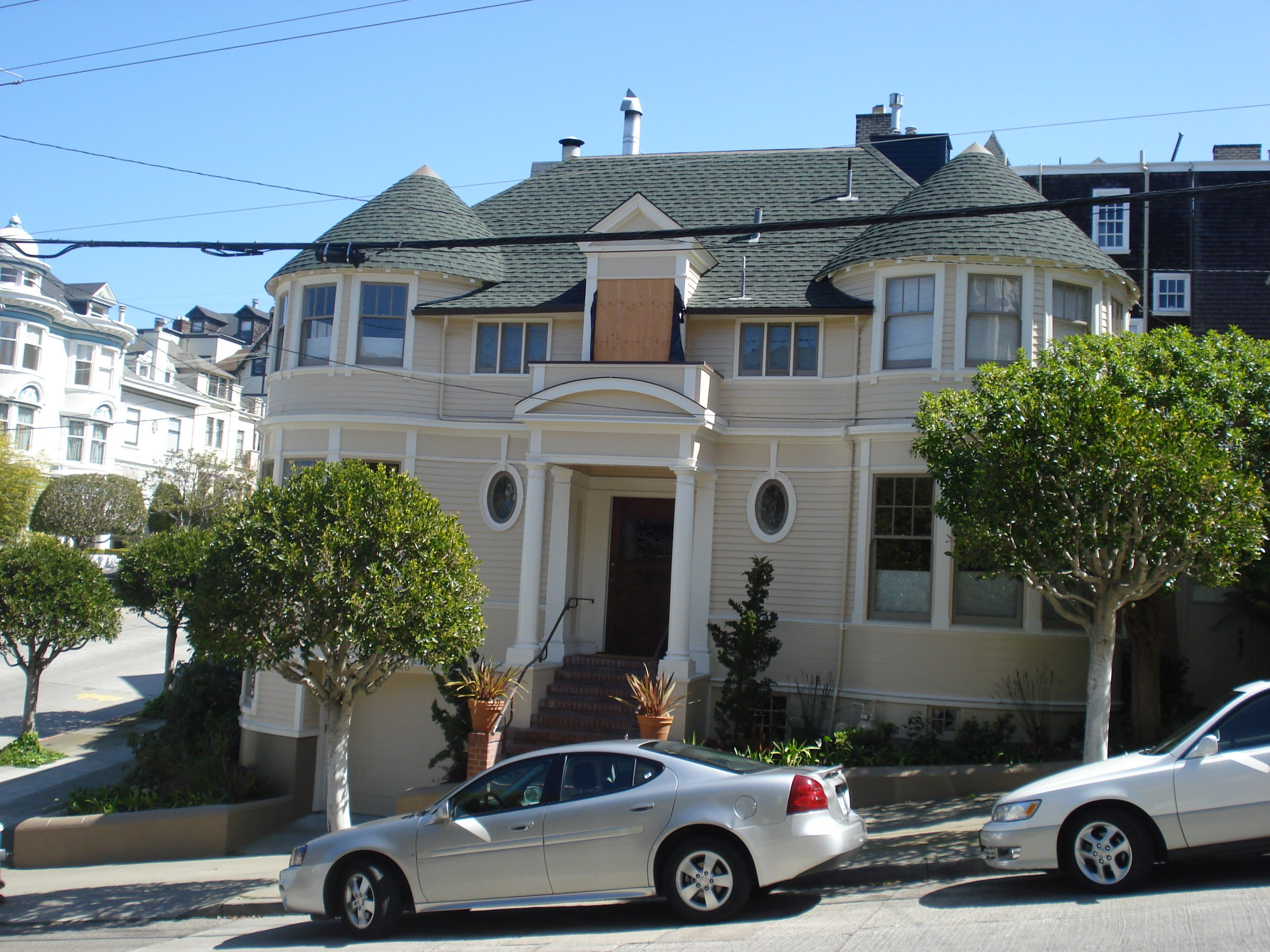 Mrs doubtfires house from the movie Mrs Doubtfire panoramio scaled 25 Things You Never Knew About Mrs. Doubtfire