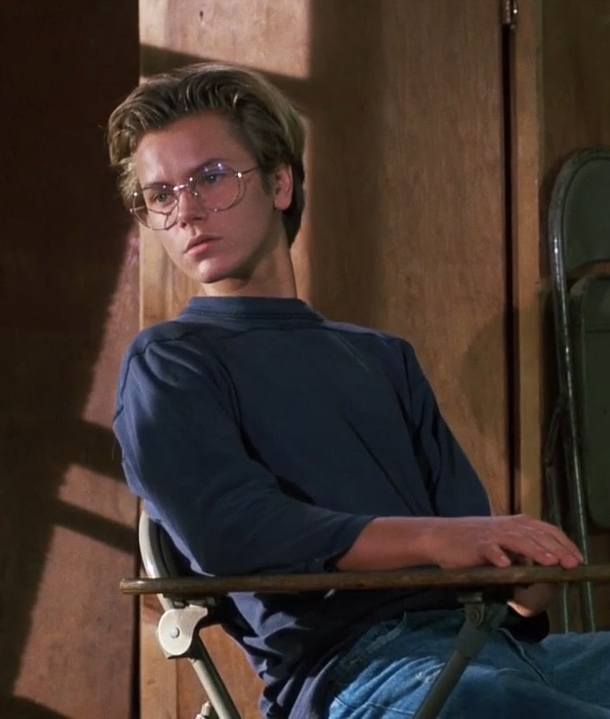 River Phoenix as Danny Pope in Running on Empty (1988)