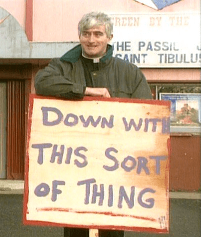 Screen Shot 2019 04 02 at 13.02.05 10 Things You Didn't Know About Father Ted!