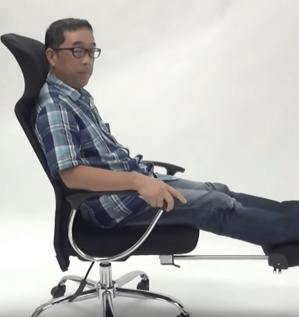 Screen Shot 2019 04 03 at 15.55.00 Heard About The Office Chair That Lets You Take Naps At Work?
