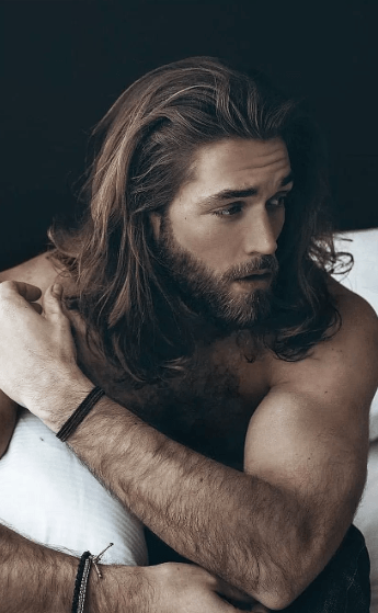 Screen Shot 2019 04 10 at 12.21.19 Men Who Have Beards And Long Hair Have The Smallest Testicles According To Study
