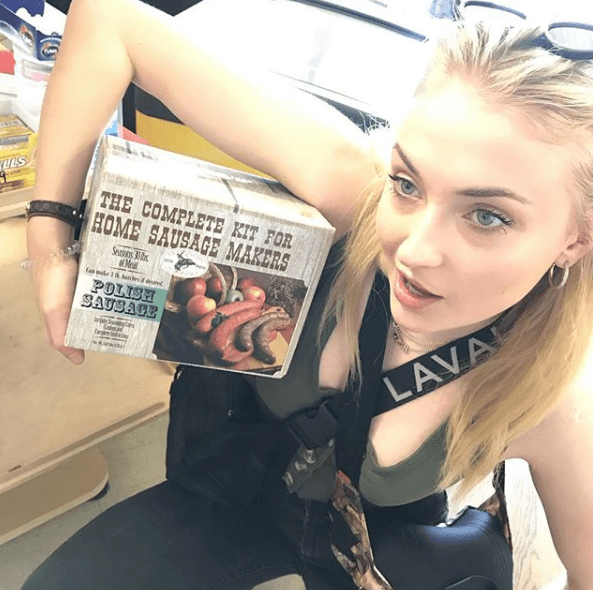 Screen Shot 2019 04 29 at 13.15.12 20 Things You Didn't Know About Sophie Turner