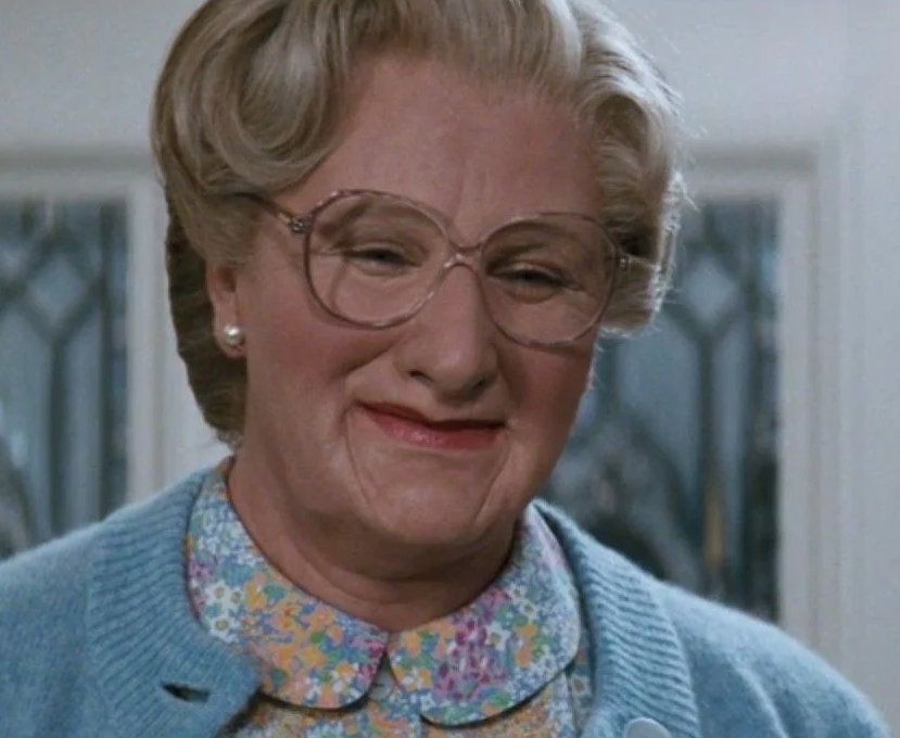 Screen Shot 2021 07 02 at 15.30.47 e1625236280990 25 Things You Never Knew About Mrs. Doubtfire