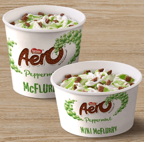 Screenshot 2019 04 26 at 16.29.31 McDonald's Aero And Mint Aero McFlurry Are Back For A Limited Time Only