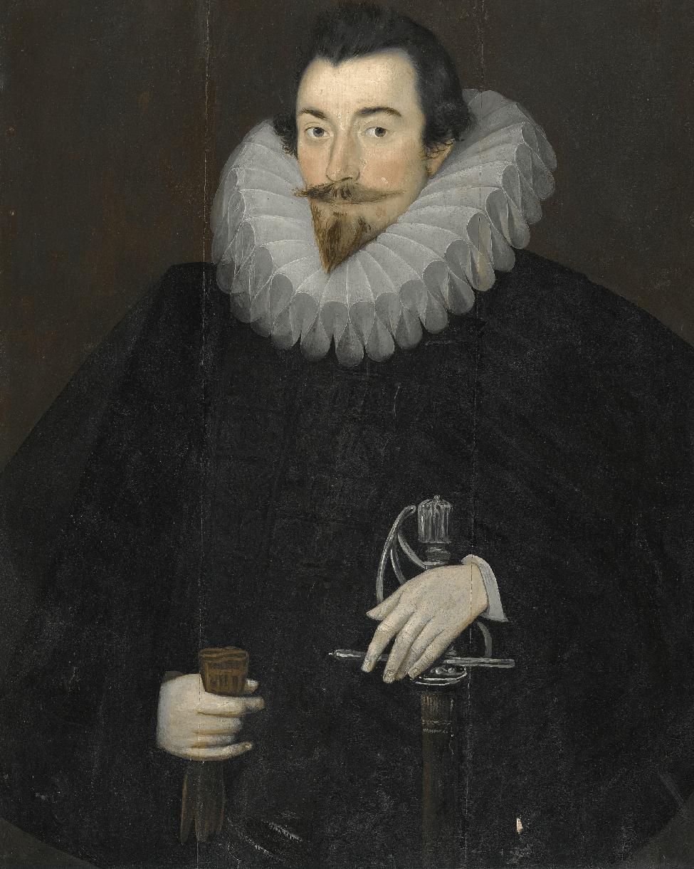 Sir John Harington attributed to Hieronimo Custodis 20 Things You Didn't Know About Kit Harington