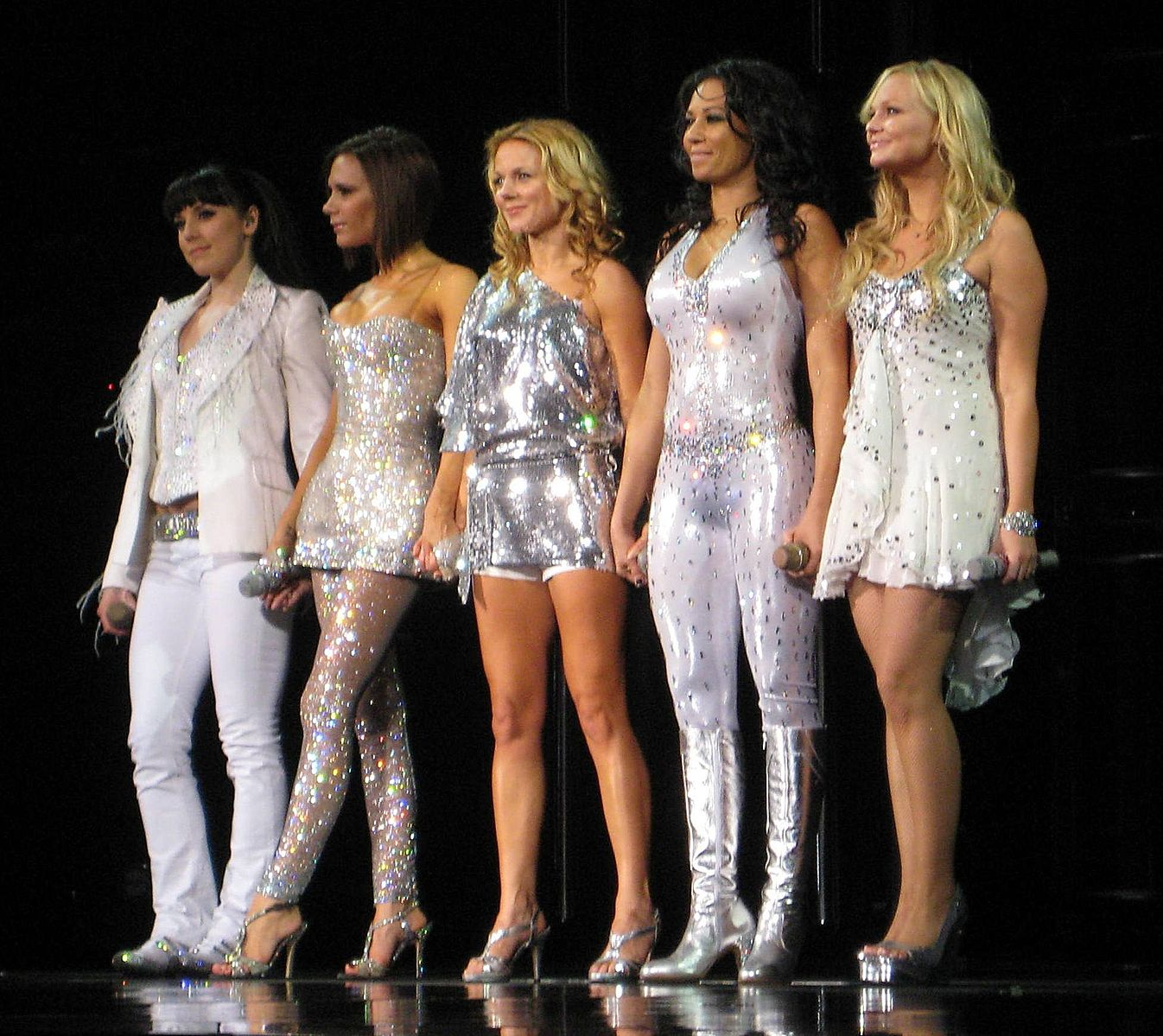 Spice Girls in Toronto Ontario 10 Things You Never Knew About Absolutely Fabulous