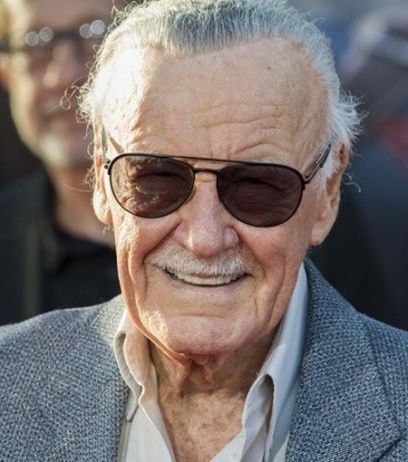 Stan lee 10 Things You Didn't Know About Captain Marvel