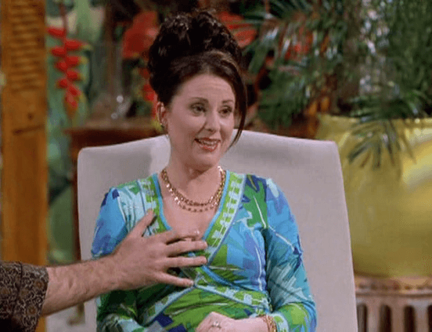 Stanley hand 25 Things You Didn't Know About Will & Grace