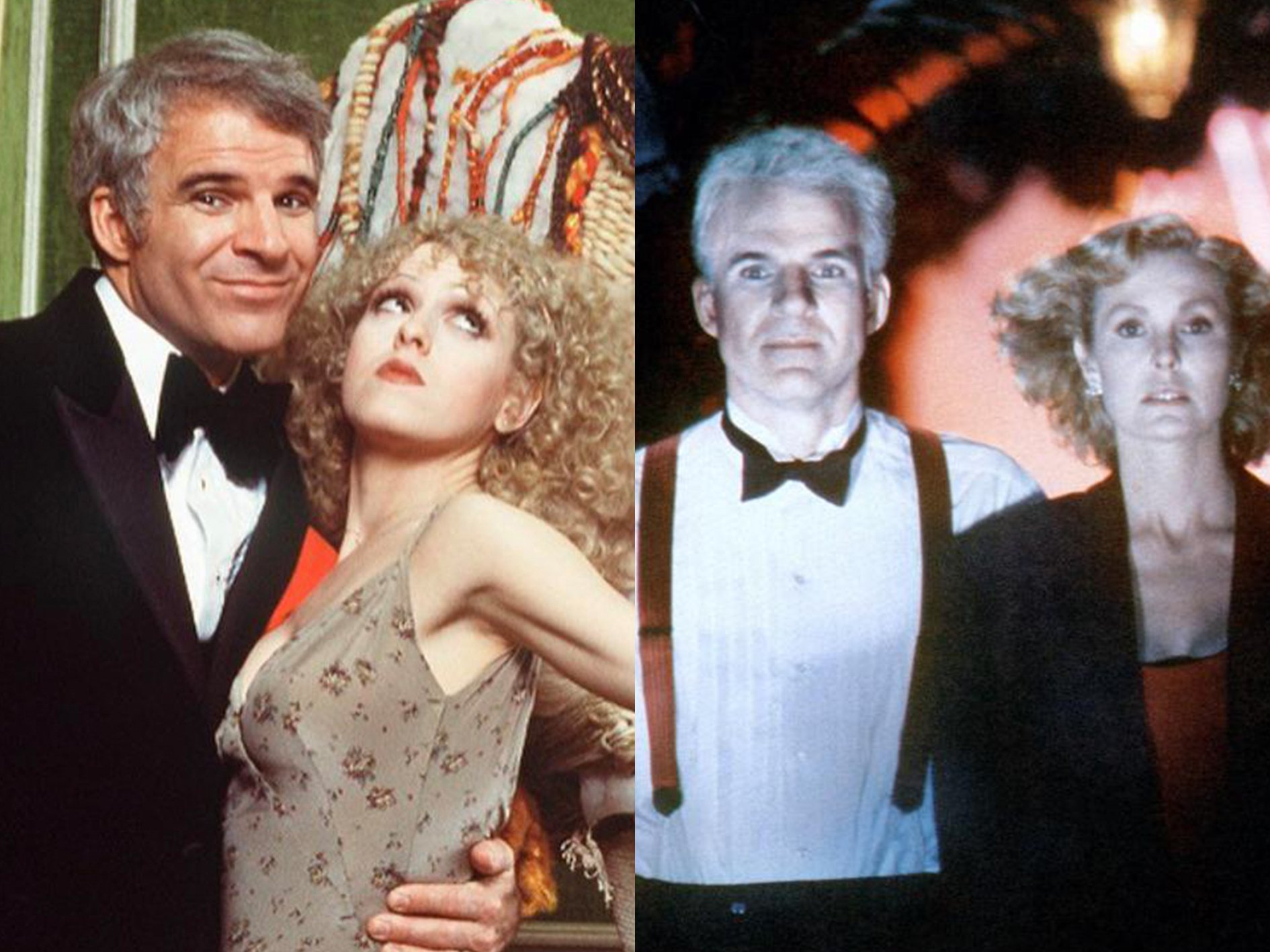 Steve Martin Bernadette Peters Victoria Tennant 20 Things You Didn't Know About Steve Martin