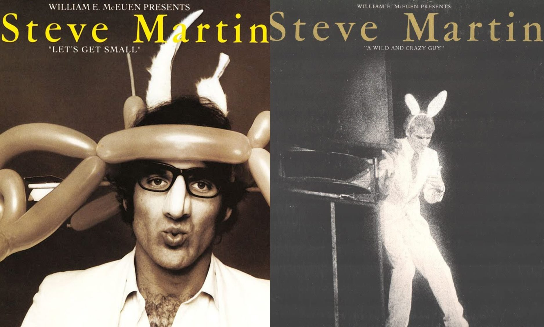 Steve Martin albums e1628858666480 20 Things You Didn't Know About Steve Martin