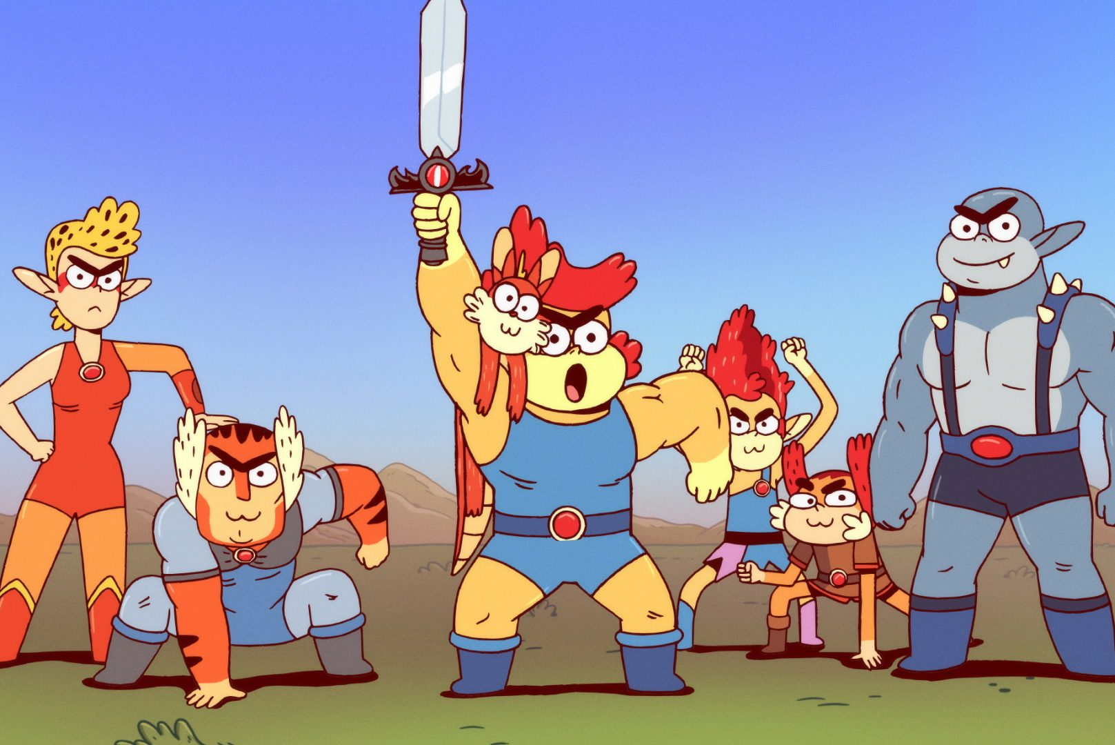 Thundercats Roar 4 e1625484610701 Snarf's Real Name, And Other Things You Never Knew About ThunderCats