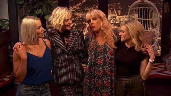 Busy Philipps Has Reunited The Cast Of 'White Chicks' For That Iconic Dance-Off
