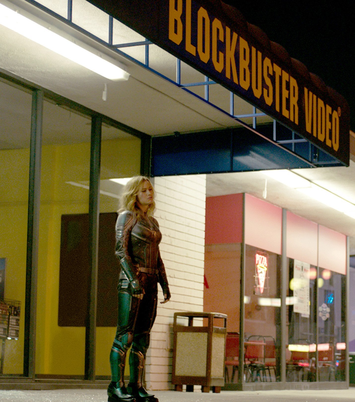 captain marvel blockbuster 1 10 Things You Didn't Know About Captain Marvel