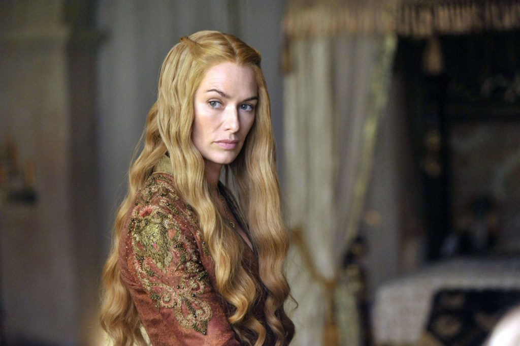 cersei baratheon cersei lannister 37001565 2000 1331 10 Things You Never Knew About Lena Headey