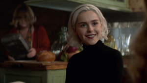 chilling adventures happy 2 20 Things You Missed In The Chilling Adventures Of Sabrina
